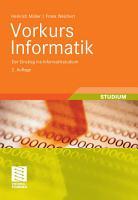 Vorkurs Informatik PDF