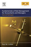 Fundamentals of Risk Management for Accountants and Managers PDF