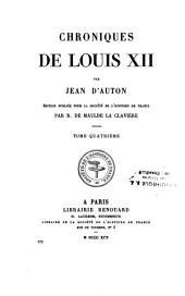Chroniques de Louis XII: Numéro245