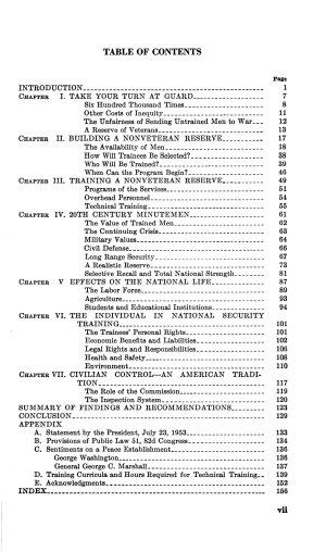 20th Century Minutemen