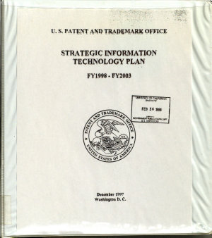 Strategic Information Technology Plan