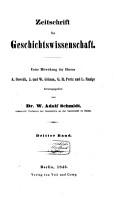 Zeitschrift f  r Geschichtswissenschaft PDF