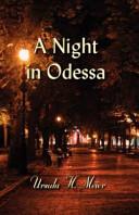 A Night in Odessa