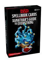 Spellbook Cards   Xanathar s PDF