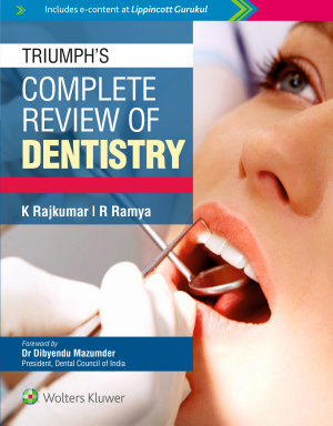 Triumph   s Complete Review of Dentistry PDF