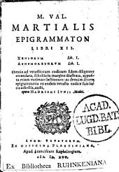 Epigrammaton libri XII