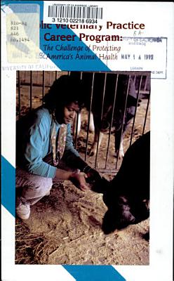 Public Veterinary Practice Career Program PDF