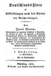 Deutschlands Flora: in Abbildungen nach der Natur mit Beschreibungen. ¬Abt. I., Phanerogamen ; H. 44, Band 1,Ausgabe 44