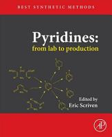 Pyridines  from lab to production PDF