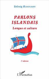 Parlons Islandais: Langue et culture - (2e édition)