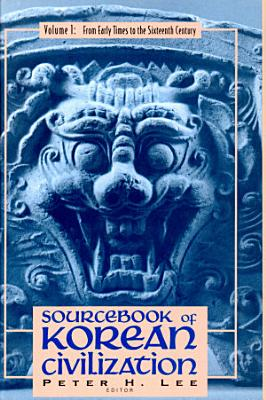 Sourcebook of Korean Civilization PDF