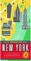 City Scratch off Map  New York PDF