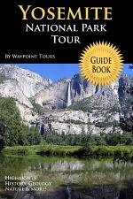 Yosemite National Park Tour Guide Book