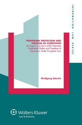 Trademark Protection And Freedom Of Expression Book PDF