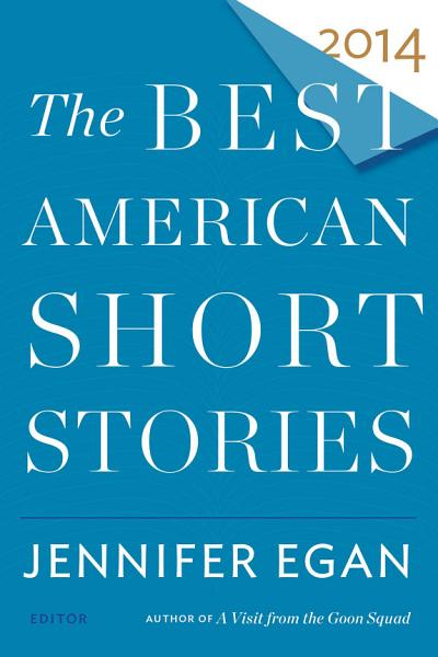 Download The Best American Short Stories 2014 Book
