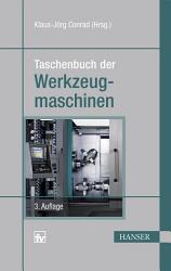 Taschenbuch der Werkzeugmaschinen PDF