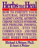 Herbs that Heal PDF