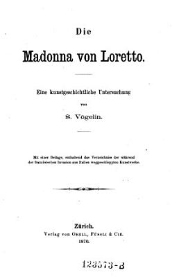 Die Madonna von Loretto PDF
