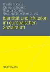Identität und Inklusion im europäischen Sozialraum