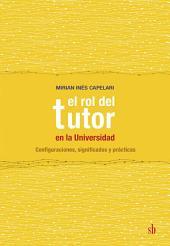 El rol del tutor en la Universidad: Configuraciones, significados y prácticas