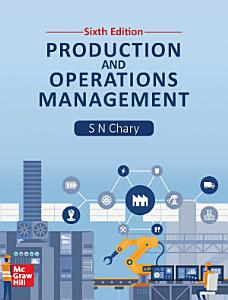Production and Operations Management  6e Book