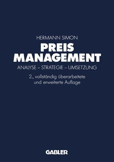Preismanagement PDF