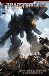 Transformers: Revenge of the Fallen Movie Adaptation #3