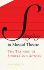 Singing in Musical Theatre PDF