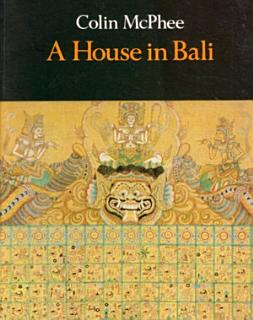 A House In Bali  Illustrated Edition  Book