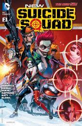 New Suicide Squad (2014-) #2