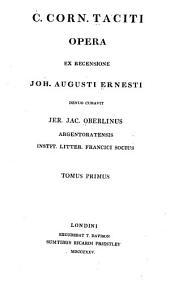 C. Corn. Taciti Opera: Volumes 1-2