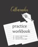 Calligraphy Practice Workbook