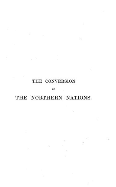Download The Conversion of the Northern Nations Book