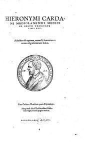 De rerum varietate libri XVII
