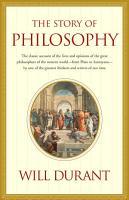 Story of Philosophy PDF