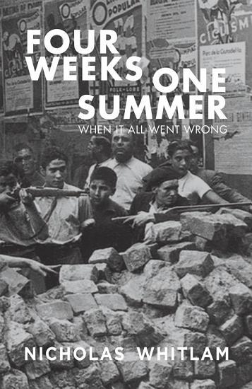 Four Weeks One Summer PDF