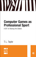 Computer Games as Professional Sport PDF