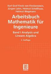 Arbeitsbuch Mathematik für Ingenieure: Band I: Analysis und Lineare Algebra, Ausgabe 2
