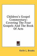 Children s Gospel Commentary