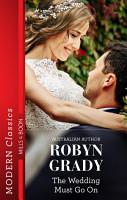 The Wedding Must Go On PDF