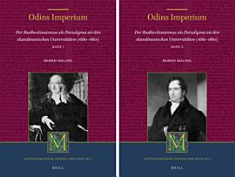 Odins Imperium  Der Rudbeckianismus als Paradigma an den skandinavischen Universit  ten  1680   1860   2 vols   PDF