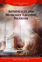 Artistically and Musically Talented Students PDF