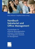 Handbuch Sekretariat und Office Management PDF