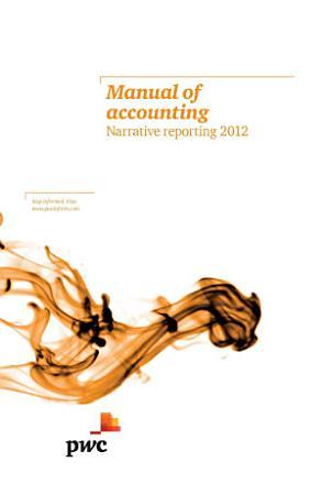 Manual of Accounting  Narrative Reporting 2012 PDF