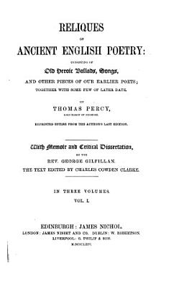 Nichol s Library Edition of the British Poets PDF