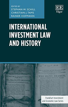 International Investment Law and History PDF