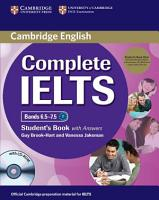 Complete IELTS Bands 6 5 7 5 Student s Pack  Student s Book with Answers with CD ROM and Class Audio CDs  2   PDF