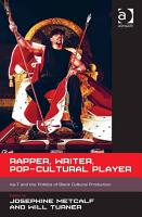 Rapper  Writer  Pop Cultural Player PDF