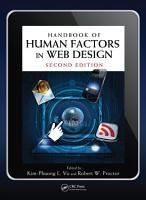 Handbook of Human Factors in Web Design  Second Edition PDF