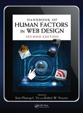 Handbook of Human Factors in Web Design, Second Edition: Edition 2